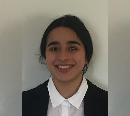 María Camila Herrera Gallego - Relaciones Internacionales